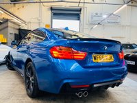 USED 2016 66 BMW 4 SERIES 3.0 430d M Sport Gran Coupe Sport Auto xDrive (s/s) 5dr PERFORMANCEKIT+4WD+19S+HTDLTHR