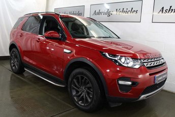 2016 LAND ROVER DISCOVERY SPORT 2.0 TD4 HSE Auto 4WD (s/s) 5dr 7 Seat £24995.00