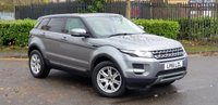USED 2012 61 LAND ROVER RANGE ROVER EVOQUE 2.2 SD4 PURE 5d 190 BHP