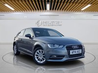 USED 2014 14 AUDI A3 1.4 TFSI SE 3d 139 BHP NO ULEZ CHARGE ON THIS VEHICLE