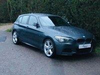 USED 2014 64 BMW 1 SERIES 1.6 118I M SPORT 5d 168 BHP