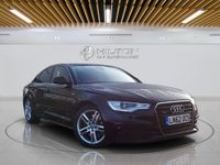 USED 2012 62 AUDI A6 3.0 TDI QUATTRO S LINE 4d 245 BHP ***RAC 82 POINT INSPECTED***