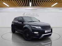USED 2013 13 LAND ROVER RANGE ROVER EVOQUE 2.2 SD4 DYNAMIC 5d 190 BHP ***RAC 82 POINT INSPECTED***