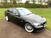 USED 2007 57 BMW ALPINA D3 2.0 16V 197 BHP Full Service History, Fastidiously Maintained  Full BMW And Specialist Service History, MOT 11/20, Recently Serviced, Very Very Straight + Clean And Tidy Example, Half Leather Sports Seats, X2 Owners, Full Alpina Carpet Mat Set, Ice Cold A/C, 19 Inch Alpina Alloys (Unmarked), Cd/Stereo/Aux In, X4 Electric Windows, Electric Mirrors, Auto Lights On, Auto Wipers, Drives Absolutely Spot On You Will Not Be Dissapointed!