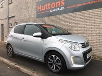 2015 CITROEN C1 1.0 FLAIR ETG 5d 68 BHP £7395.00