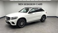 2018 MERCEDES-BENZ GLC-CLASS 2.1 GLC 250 D 4MATIC AMG LINE PREMIUM PLUS 5d 201 BHP £31995.00