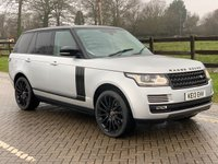 USED 2013 13 LAND ROVER RANGE ROVER 3.0 TDV6 VOGUE 5d 258 BHP