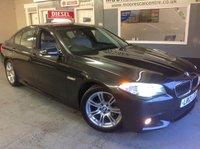 2012 BMW 5 SERIES 520D M SPORT AUTOMATIC 181 BHP £10995.00