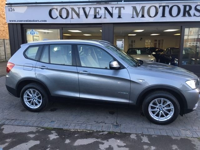 USED 2012 12 BMW X3 2.0 XDRIVE20D SE 5d 181 BHP