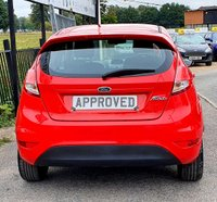 USED 2015 64 FORD FIESTA 1.2 STYLE 5d 59 BHP AUX + MEDIA CONNECTION + 5 FSH