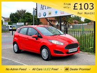 2015 FORD FIESTA 1.2 STYLE 5d 59 BHP £5995.00
