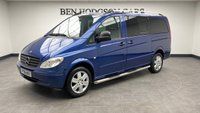 2008 MERCEDES-BENZ VITO 2.1 111 CDI LONG SWB 116 BHP £9995.00
