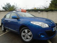 USED 2010 10 RENAULT MEGANE 1.6 DYNAMIQUE TOMTOM ESTATE VVT 5d 110 BHP GUARANTEED TO BEAT ANY 'WE BUY ANY CAR' VALUATION ON YOUR PART EXCHANGE