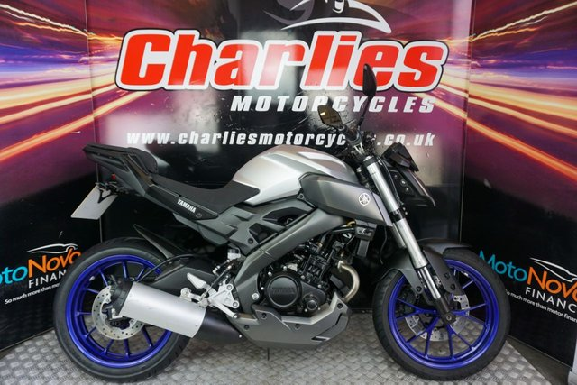 View our YAMAHA MT 125