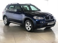 USED 2011 61 BMW X5 3.0 XDRIVE30D SE 5d 241 BHP SAT NAV   PAN ROOF   REV CAM  