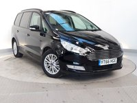 USED 2016 66 FORD GALAXY 2.0 ZETEC TDCI 5d 148 BHP