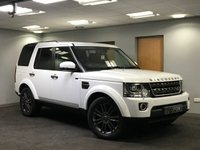 USED 2016 16 LAND ROVER DISCOVERY 3.0 SDV6 GRAPHITE 5d 255 BHP