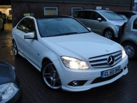 2010 MERCEDES-BENZ C CLASS 2.1 C250 CDI BLUEEFFICIENCY SPORT 4d 204 BHP