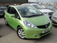 USED 2011 11 HONDA JAZZ 1.3 IMA HS 5d 102 BHP ANY PART EXCHANGE WELCOME, COUNTRY WIDE DELIVERY ARRANGED, HUGE SPEC