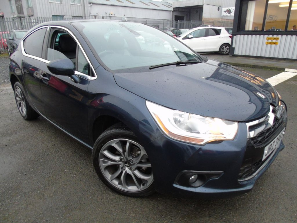 USED 2015 CITROEN DS4 1.6 E-HDI DSTYLE NAV 5d 115 BHP £145 a month, T&C'S apply.