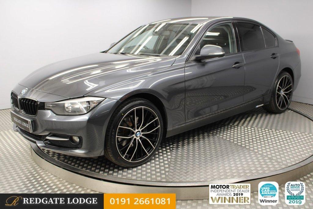 USED 2014 64 BMW 3 SERIES 2.0 320D SPORT 4d 184 BHP