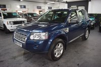 USED 2010 10 LAND ROVER FREELANDER 2 2.2 TD4 E GS 5d 159 BHP 4X4 LOVELY COINDITION THROUGHOUT - SERVICE HISTORY TO 88K MILES - 4X4 - ALPINE SPEAKERS - ALLOYS - TOWBAR
