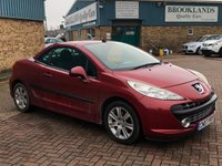 USED 2007 07 PEUGEOT 207 SPORT COUPE CABRIOLET JUST ARRIVED AWAITING PHOTOS AND VIDEO AND WAITING TO BE CLEANED NEED ANYMORE INFORMATION PLEASE GIVE US A CALL ON 01536 402161