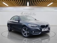USED 2015 65 BMW 2 SERIES 2.0 218D SPORT 2d 141 BHP ***FREE FROM ULEZ CHARGE***