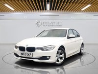 USED 2013 62 BMW 3 SERIES 2.0 320D EFFICIENTDYNAMICS 4d 161 BHP ***RAC 82 POINT INSPECTED**