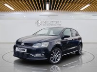 USED 2016 16 VOLKSWAGEN POLO 1.2 SE DESIGN TSI DSG 5d 90 BHP NO ULEZ CHARGE ON THIS VEHICLE
