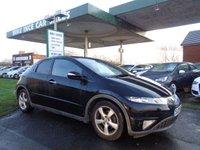 USED 2009 09 HONDA CIVIC 1.8 ES I-VTEC  5d 139 BHP