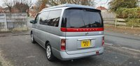 USED 2019 06 NISSAN ELGRAND CAMPER VAN 2.5 NEWLY CONVERTED CAMPERVAN AUTOMATIC 4 SEATS PLEASE CALL FOR A VIEWING APPOINTMENT ON ALL VEHICLES!