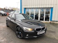2014 BMW 3 SERIES 2.0 320D EFFICIENTDYNAMICS 4d 161 BHP SOLD