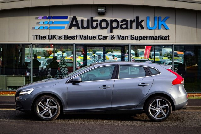 USED 2016 66 VOLVO V40 1.5 T3 INSCRIPTION 5d 150 BHP LOW DEPOSIT OR NO DEPOSIT FINANCE AVAILABLE
