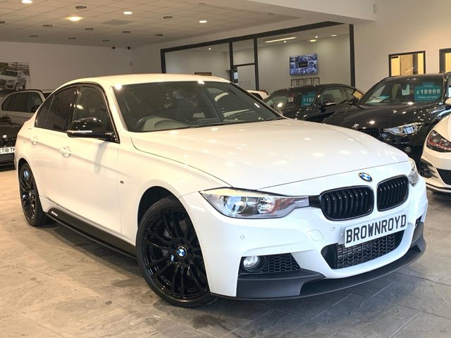 USED 2015 15 BMW 3 SERIES 3.0 335D XDRIVE M SPORT 4d 309 BHP BM PERFORMANCE STYLING+SAT NAV