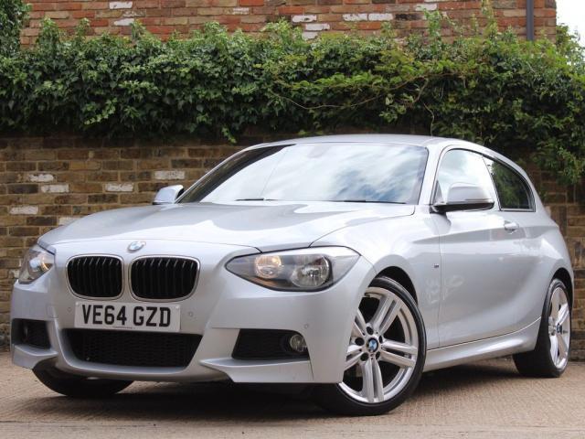 2014 64 BMW 1 SERIES 2.0 118d M Sport Sports Hatch (s/s) 3dr