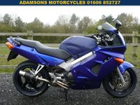USED 2000 w HONDA VFR 0.8 VFR 800 F 1d  Part Exchange Bargain Bike,Rides Superb,History & Long MOT