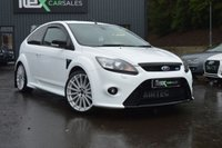 2010 FORD FOCUS 2.5 RS 3d 300 BHP £20995.00