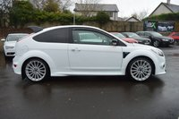 USED 2010 10 FORD FOCUS 2.5 RS 3d 300 BHP