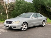 USED 2006 T MERCEDES-BENZ S CLASS 2.8 S280 SE 4d 202 BHP PX TO CLEAR,  CLEAN LONG MOT, CLEAN EXAMPLE, READY TO GO!!!