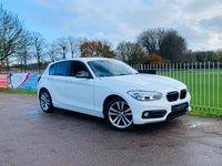 2016 BMW 1 SERIES 1.5 118I SPORT 5d 134 BHP £12450.00