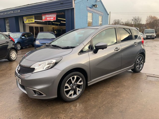 USED 2014 14 NISSAN NOTE 1.2 TEKNA STYLE DIG-S 5d 98 BHP FULL SERVICE HISTORY