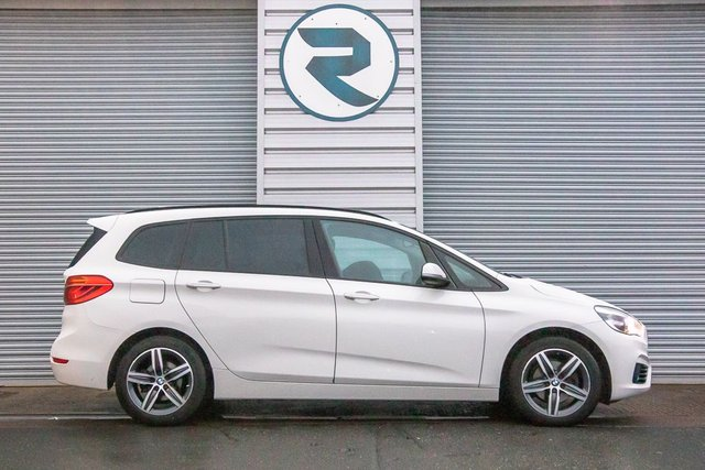 USED 2015 65 BMW 2 SERIES 216D SPORT GRAN TOURER 5DR