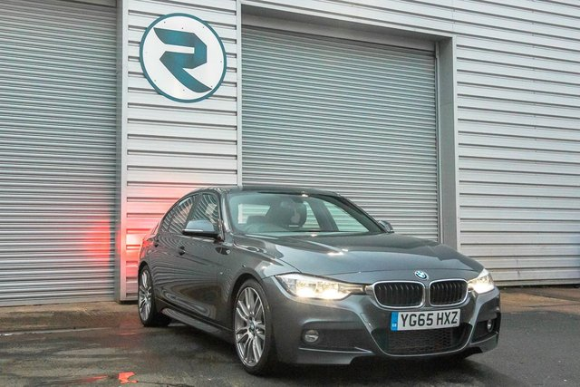 USED 2015 65 BMW 3 SERIES 3.0 330D M SPORT 4d 255 BHP