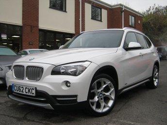 2012 BMW X1 2.0 XDRIVE20D XLINE 5d 181 BHP £7995.00