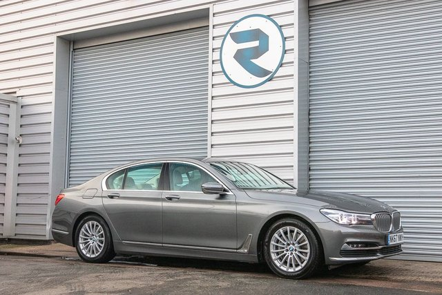 USED 2017 67 BMW 7 SERIES 3.0 730D EXCLUSIVE 4d 261 BHP