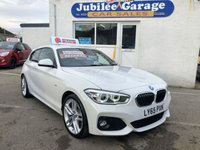 USED 2016 65 BMW 1 SERIES 1.5 116D M SPORT 3d 114 BHP One Owner, Great Specification, 12 Months MOT & Service