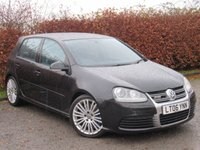 USED 2006 06 VOLKSWAGEN GOLF 3.2 R32 5d 250 BHP * FULL HEATED SPORT LEATHER SEATS * 6 SPEED MANUAL *