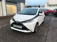 USED 2015 65 TOYOTA AYGO 1.0 VVT-I X-PLAY 5d 69 BHP FULL DEALER HISTORY-1 OWNER-FREE ROAD TAX-BLUETOOTH-5 DOOR-A/C