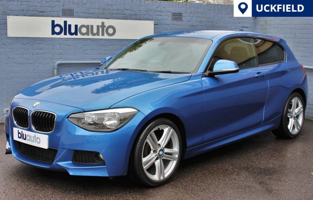 USED 2014 14 BMW 116 I 1.6 M SPORT 3d 135 BHP 2 Owners, BMW Service History, Heated Seats, Dual Climate & Cruise Control, Rear Sensors, Rear Tint, Voice Control, Auto Lights & Wipers, DAB Radio